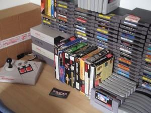 Jeux vidéos anciens
